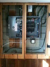 Electrical Panel After Services