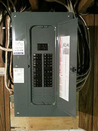 Home Electrical Panel After