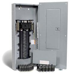 electric panel upgrade service