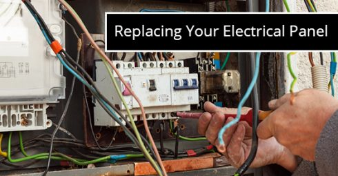 Replacing Your Electrical Panel