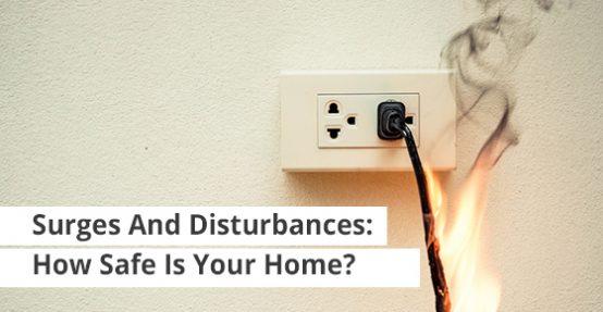 Surges And Disturbances