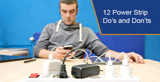 Things you should know while using a power strip